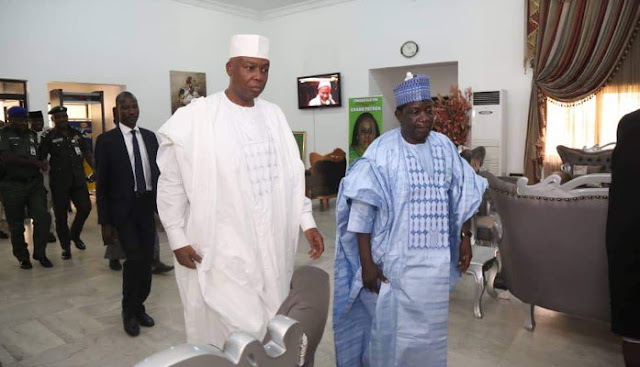 Plateau massacre: 5 key things Saraki told the people of Plateau during his visit