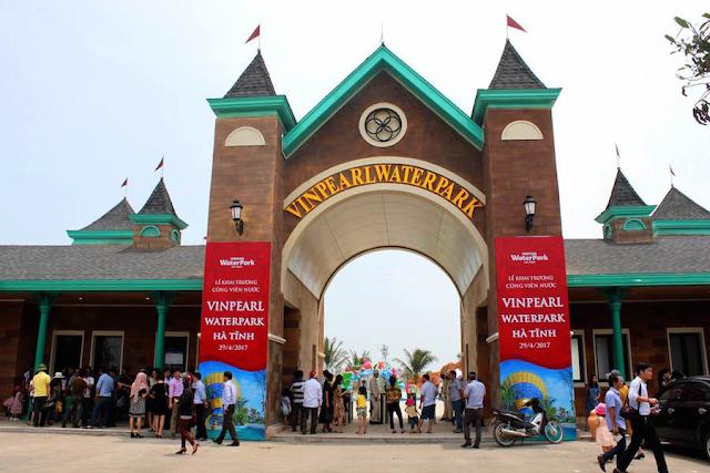 Vinpearl Cửa Sót Hà Tĩnh  - Liên hệ đặt mua 093 1800 156