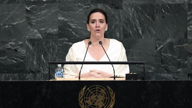 Argentina reitera su 'legítima' soberanía sobre las islas Malvinas