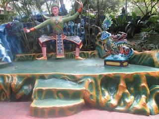 Haw Par Villa - Singapura