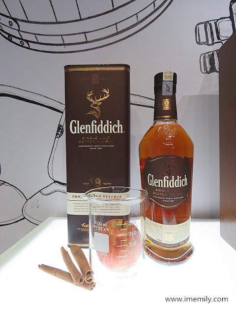 most awarded single malt whisky brand Glenfiddich in Malaysia