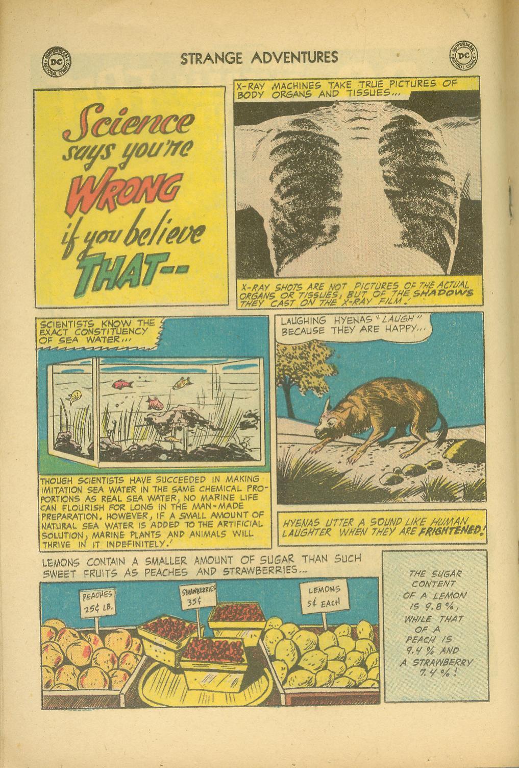 Strange Adventures (1950) issue 76 - Page 18