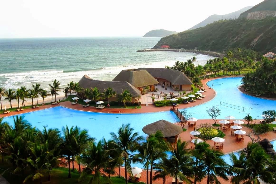 Khu du lịch đảo Vinpearl Land - Nha Trang