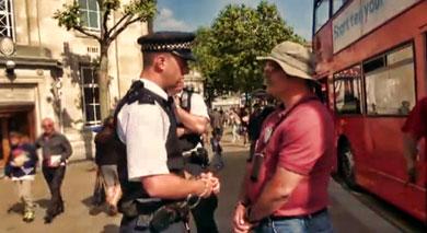 Arrestan predicador
