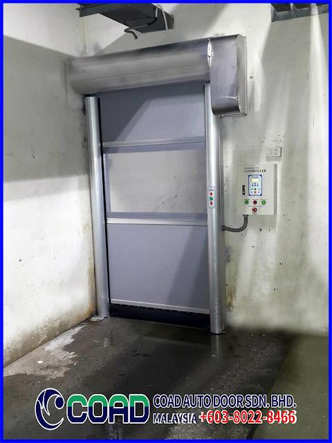 Automatic Door Malaysia, COAD Auto Door Malaysia, COAD Malaysia, High Speed Door, High Speed Door Malaysia, Industry Automatic Door Malaysia, Rapid Door Malaysia, Price Rapid Door, Roll-up Door Malaysia,