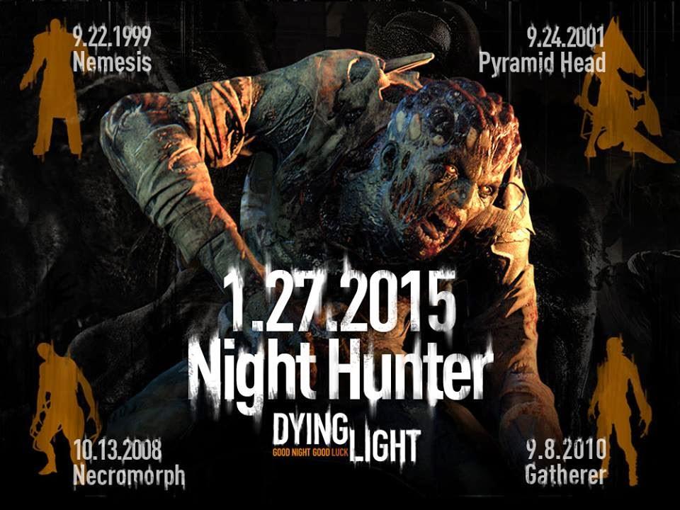 """Il """"night hunter"""" si prepara ad entrare nella storia dei più cattivi mostri videoludici"""