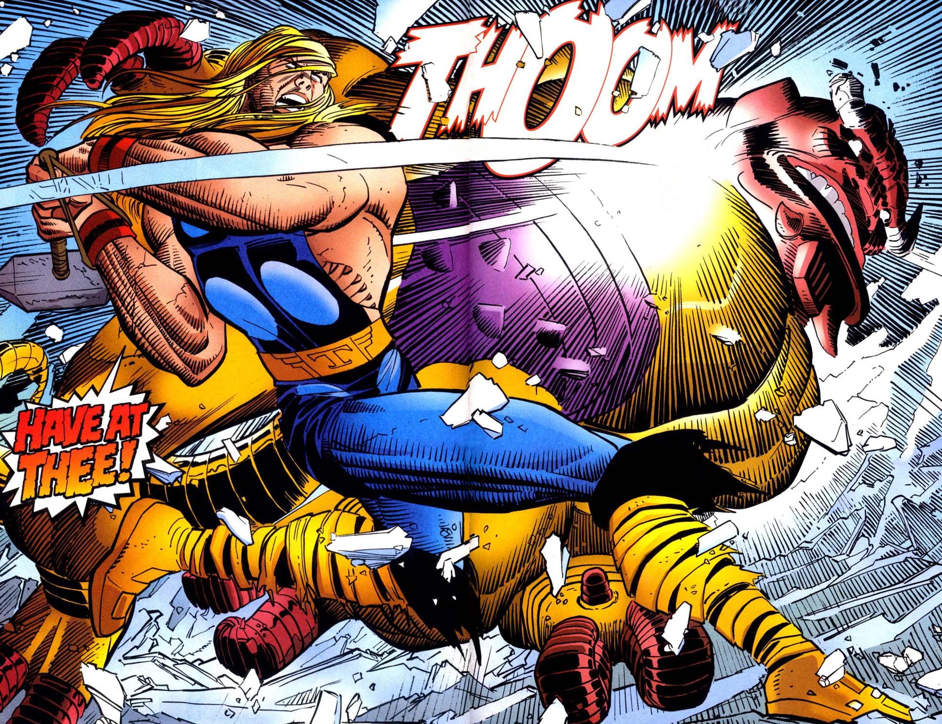 Thor (1998) Issue #25 #26 - English 15