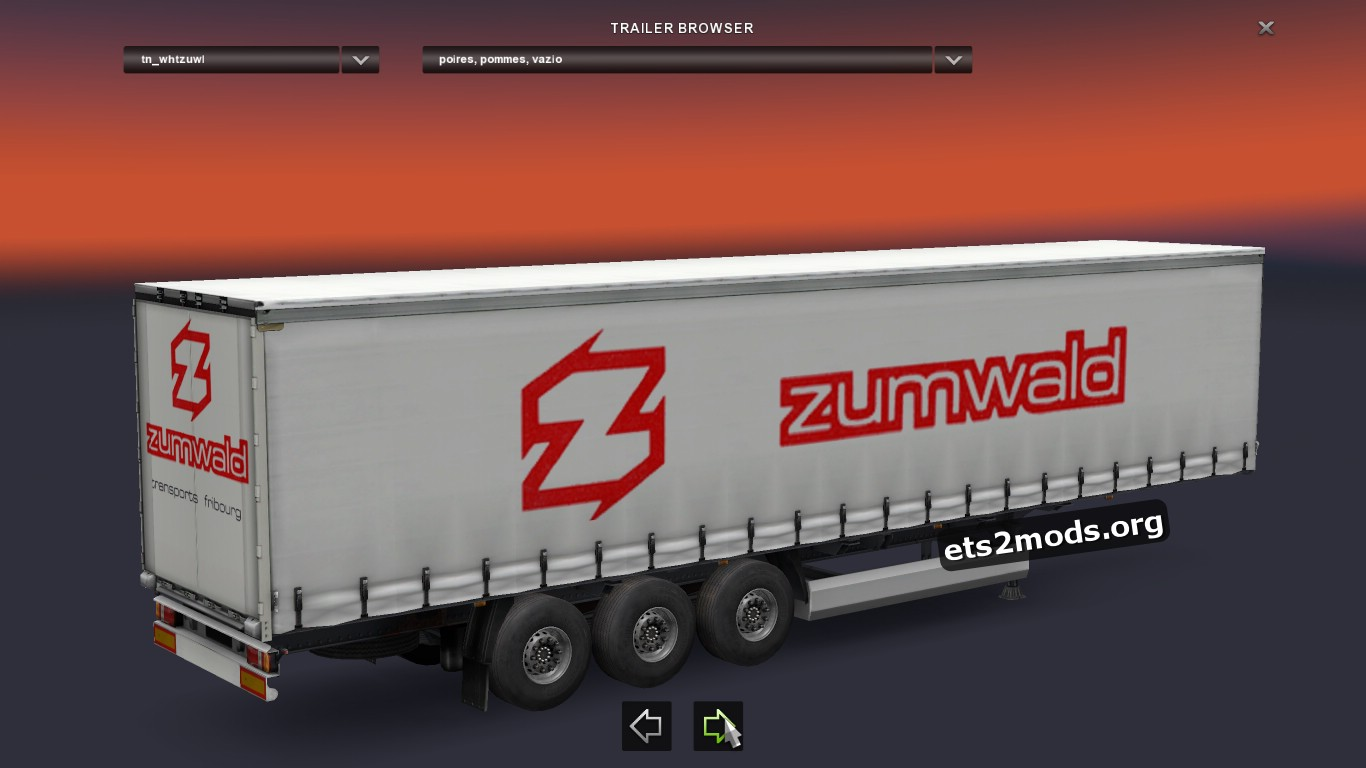 Combo Pack Zumwald