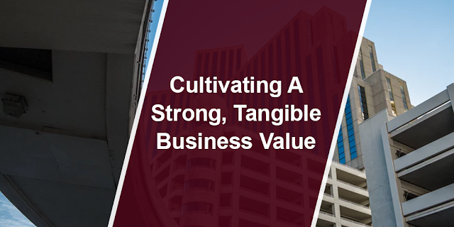 Cultivating a strong, tangible business value