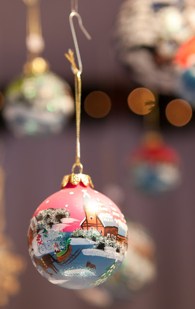 Francoforte-Mercatino di Natale al Romberg
