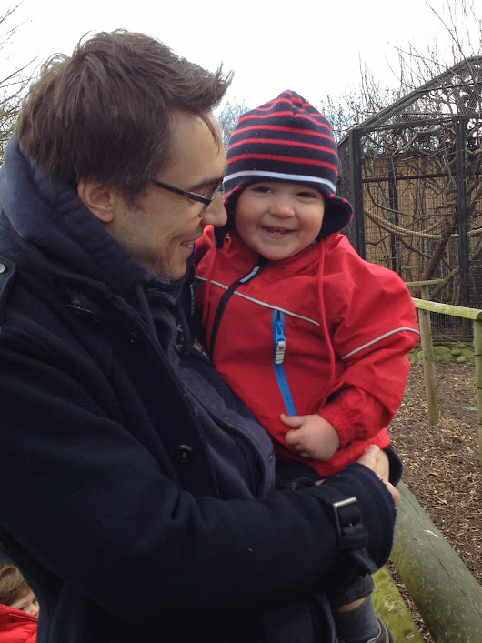 London with a toddler II: Battersea Park Children's Zoo