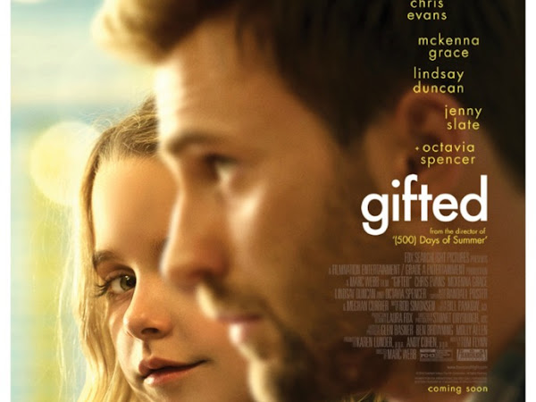 GIFTED Movie Swag Giveaway! ends 4/15/17