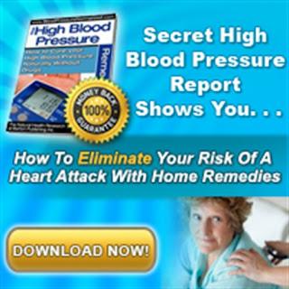 High Blood Pressure Remedy Report