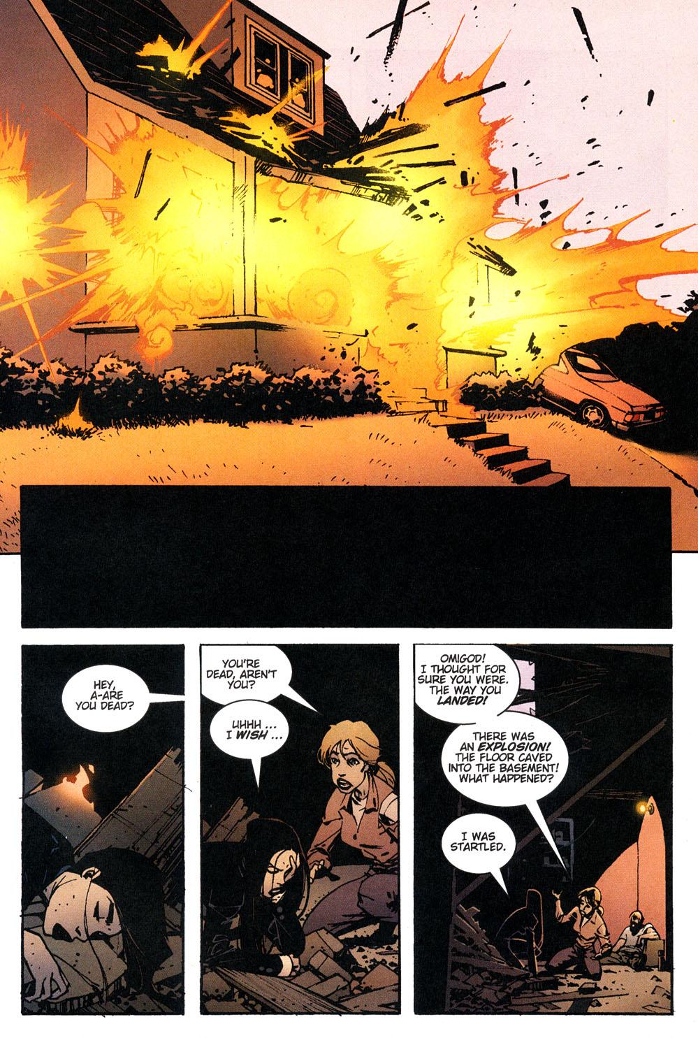 Read online Hellboy: Weird Tales comic -  Issue #4 - 9