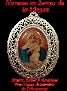 Resultado de imagen para Novena a la Madre, Reina y Victoriosa Tres Veces Admirable de Schoenstatt