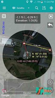 Measure Distance Map Pro APK