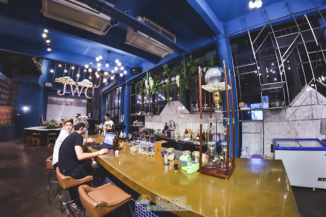 The Depot by JWC Cafe in Puchong 蒲种工厂咖啡馆