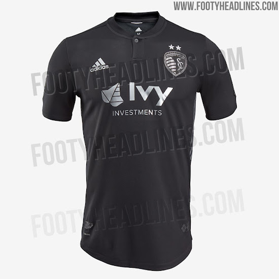 various colors 8c679 be451 Sporting KC 2018 Away Kit Released - Footy Headlines