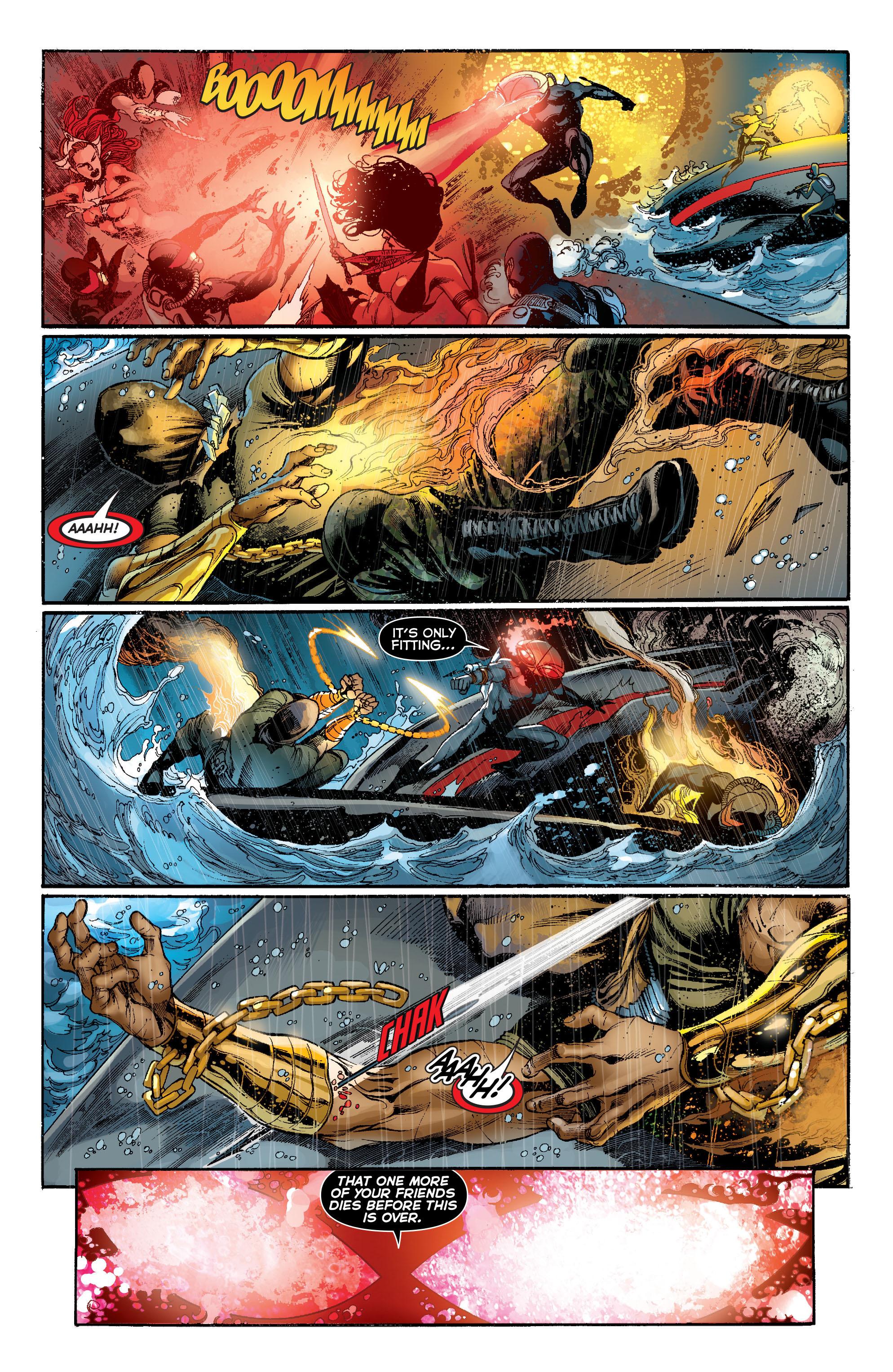 Read online Aquaman (2011) comic -  Issue #13 - 14