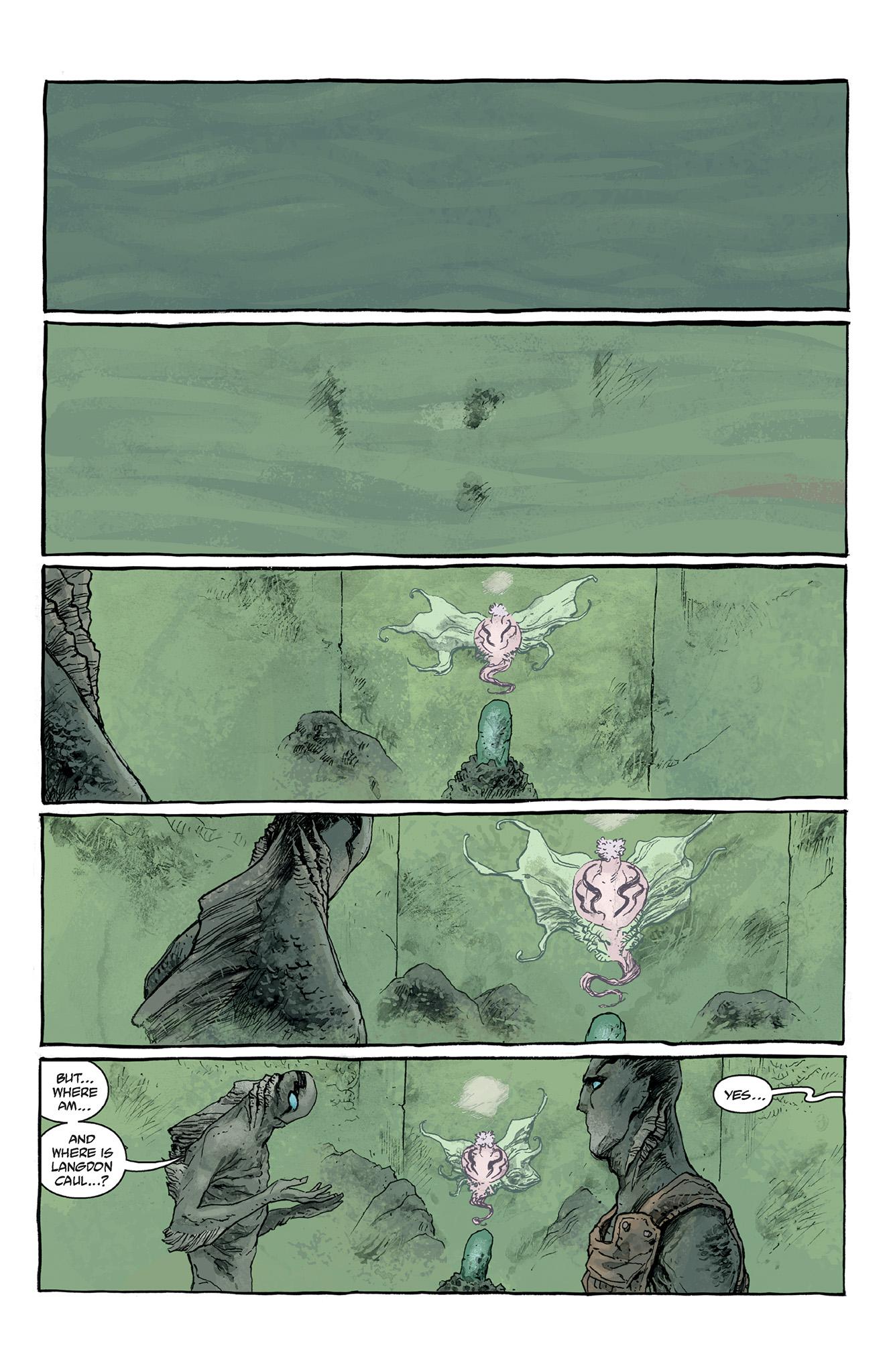 Read online Abe Sapien comic -  Issue #2 - 15