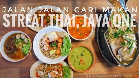 Keenakan Masakan Thailand di Restoran Streat Thai, Petaling Jaya