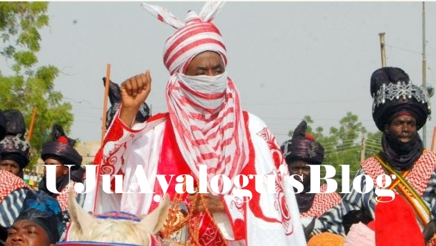 Sanusi suspends Bayero's son for 'disloyalty'