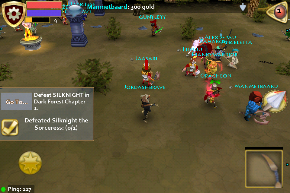 Mmorpg games android tablet