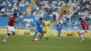 موعد مباراة الهلال والرائد ضمن الدوري السعودي والقنوات الناقلة