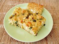 Καλοκαιρινή πίτα με κολοκυθάκια, πατάτα και φέτα - by https://syntages-faghtwn.blogspot.gr