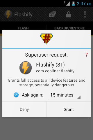 GUIDE] [Without PC] How to Root and Flash a… | Android Development