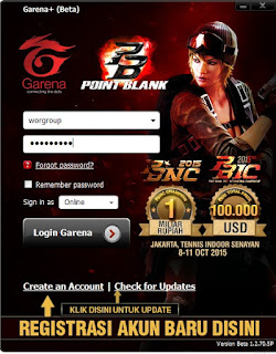 Login poin bank