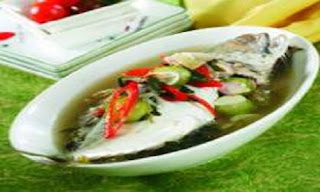 Kua Terang Ikan Roa Khas Sulawesi Utara