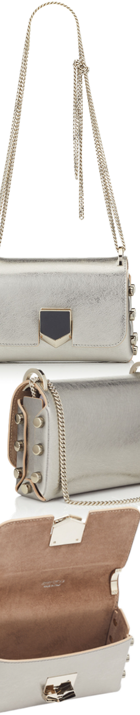 JIMMY CHOO LOCKETT MINI BAG