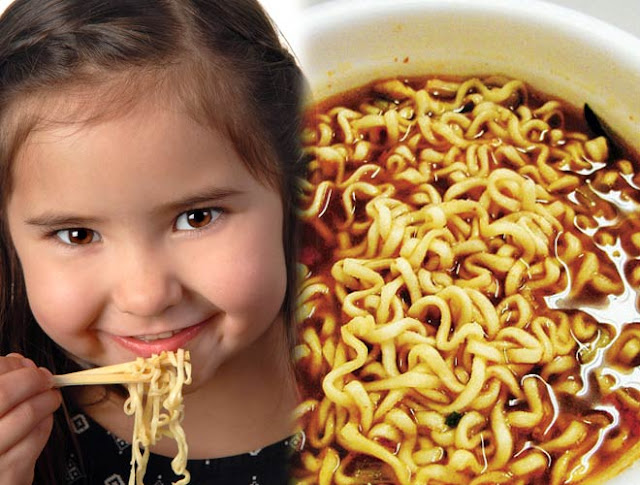 BEWARE!! STOP Eating Instant Noodles -They Can Kill You In 10 Ways!