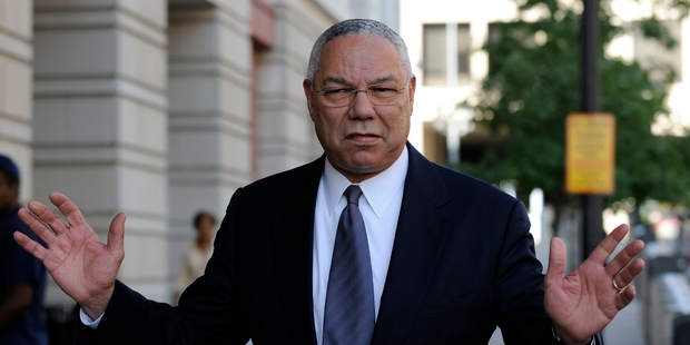 Colin Powell emails reveal Donald Trump as racist while Hillary Clinton as greedy