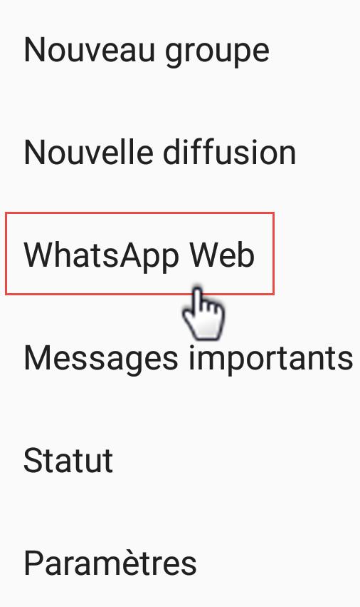 تفعيل خدمة واتساب ويب