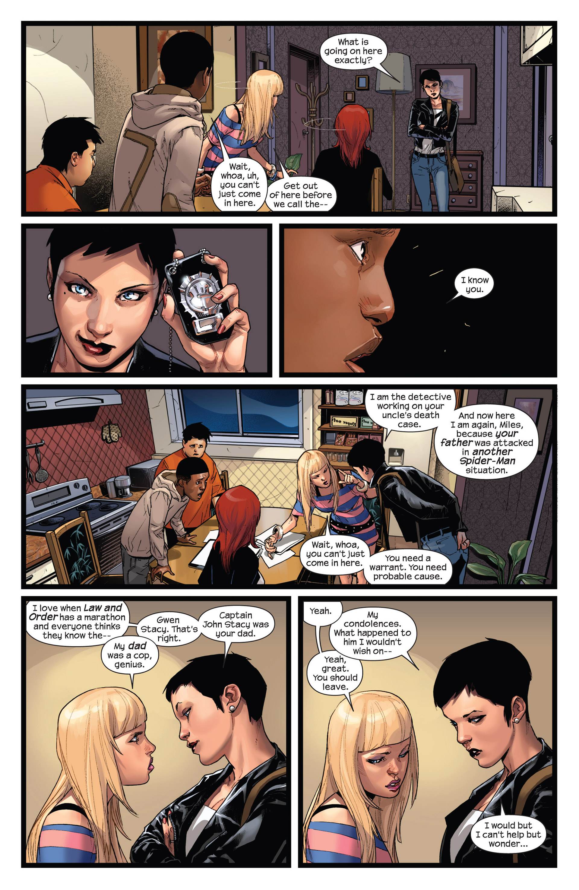 Read online Ultimate Comics Spider-Man (2011) comic -  Issue #21 - 17