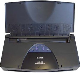 Canon Driver BJC-85 Download - Windows, Mac OS and Linux
