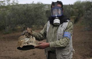 Persisten denuncias sobre montaje de presunto ataque químico en Siria