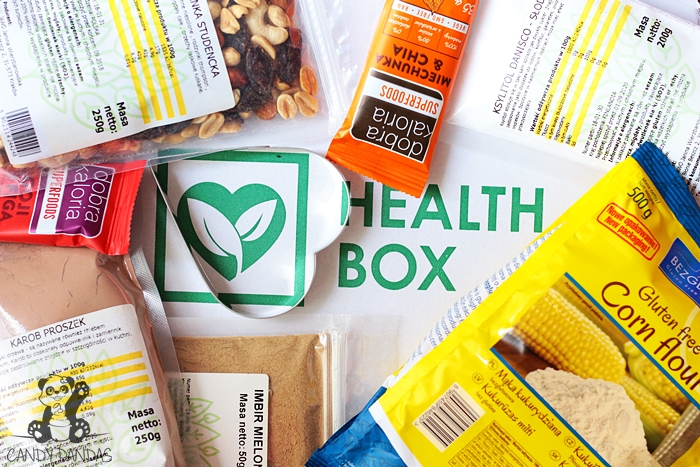 Pudełko zdrowych skarbów cz.6 - health box (health-box.pl)