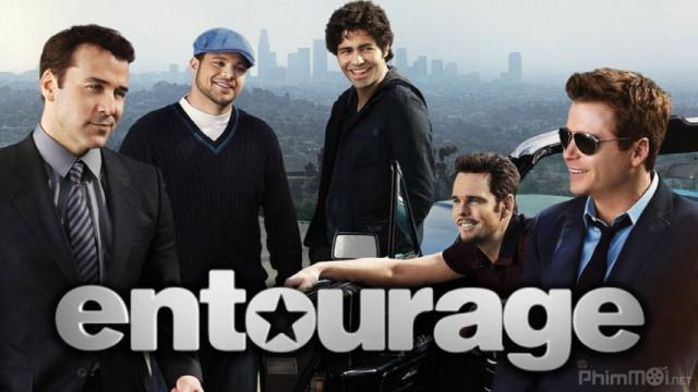 Phim Đoàn tùy tùng VietSub HD | Entourage 2015