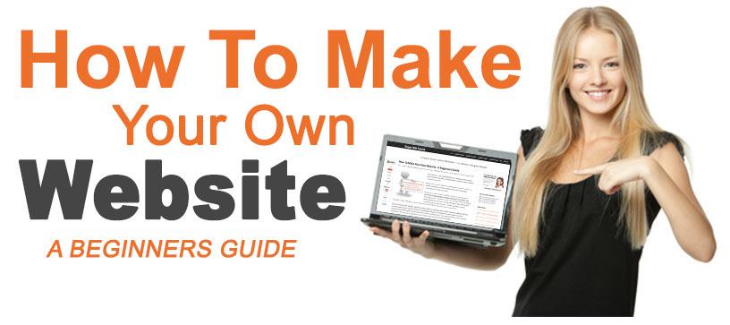 make free online website