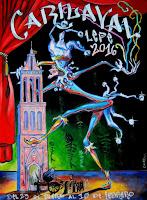 Carnaval de Lepe 2016 - Paco Sánchez Cabet