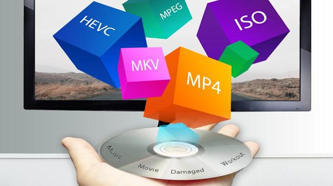 Convert DVD to MP4 Free Using Handbrake & WinX DVD Ripper (2019)