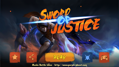 Cheat Sword of Justice Hack & Slash Mod Apk