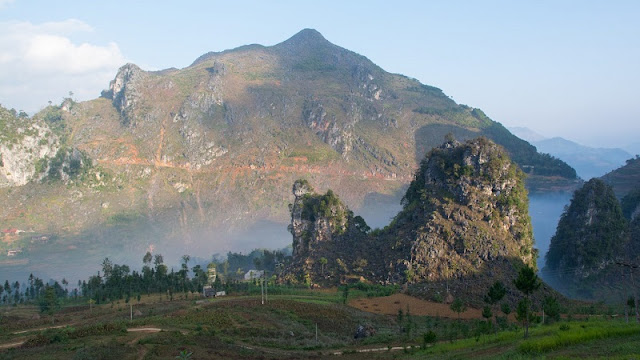 Most beautiful plateaus in Vietnam 1