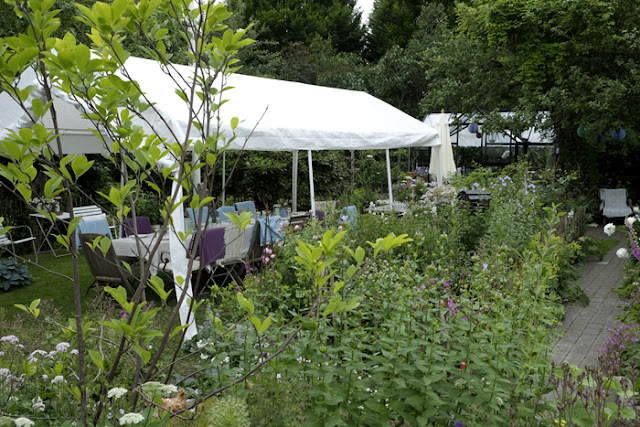 My loving home and garden: sommerfest i haven