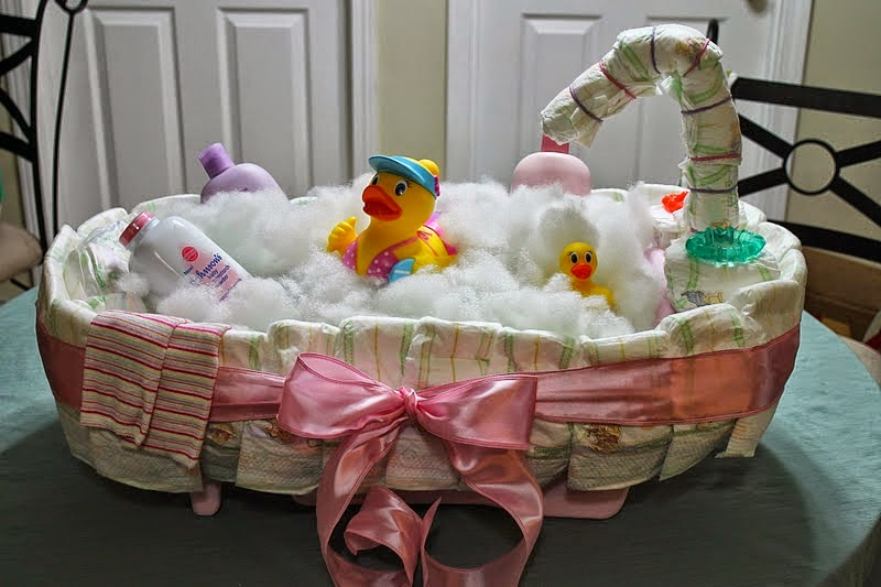 ideas diy bathb baby dtuiaper cake is very cute for your baby creativehozz about home. Black Bedroom Furniture Sets. Home Design Ideas