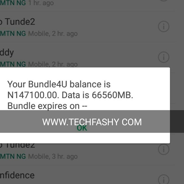 Get MTN 100GB + 100,000N Airtime With Just 20N