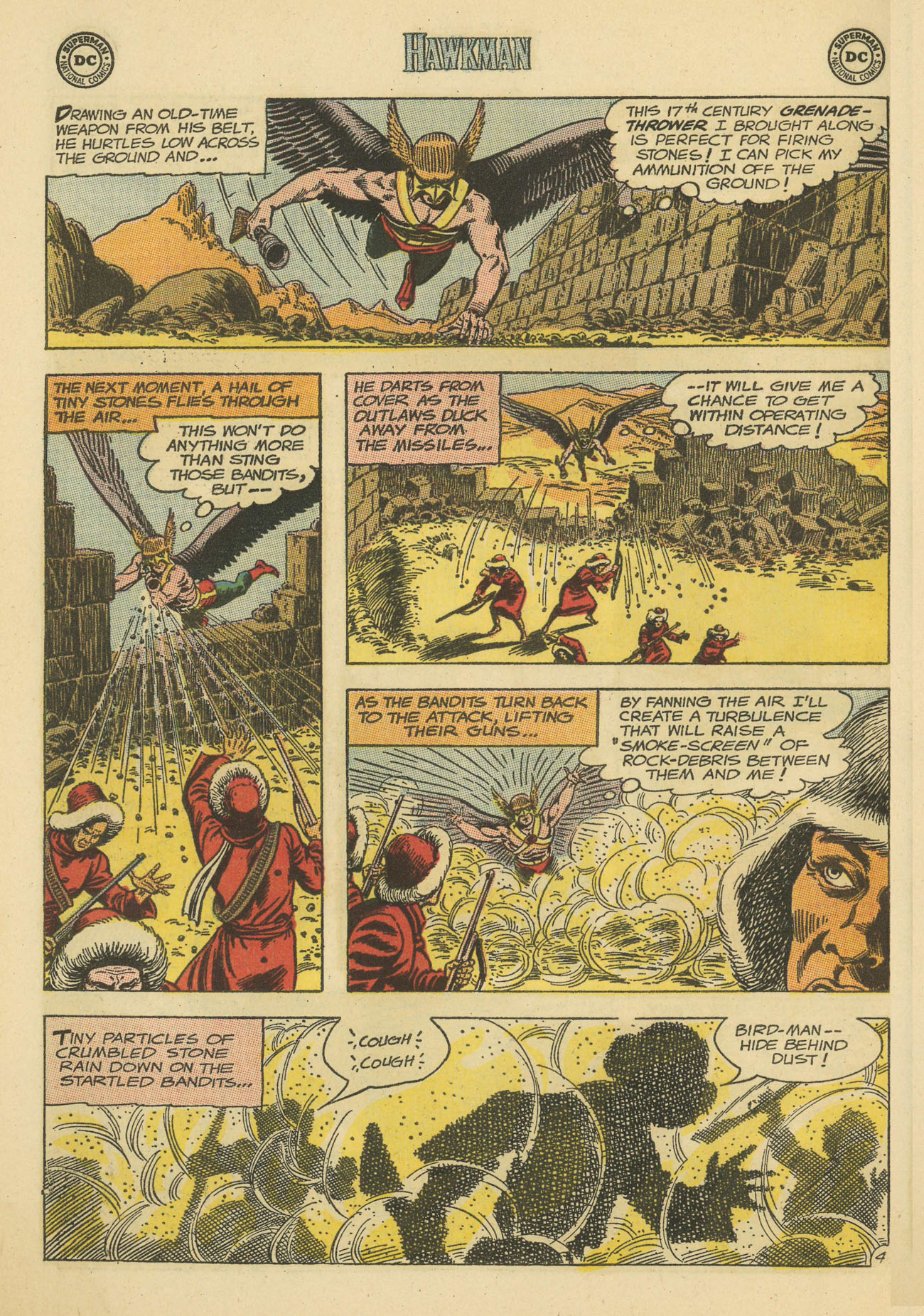 Hawkman (1964) issue 4 - Page 6